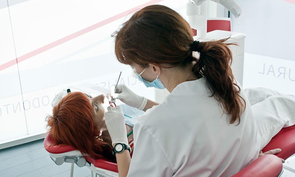 Clínica dental Mar Tarazona