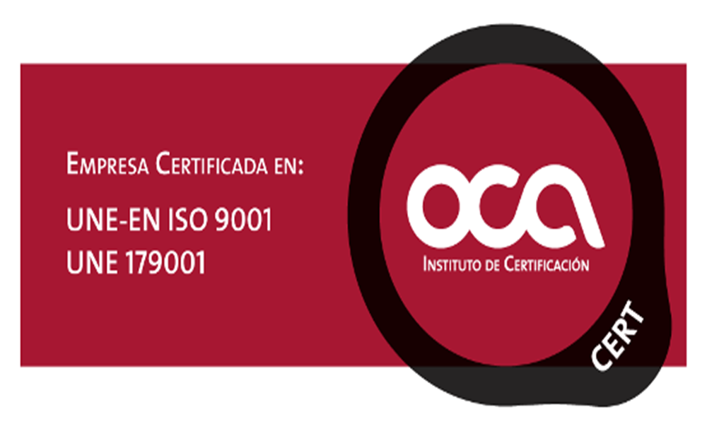certificación- Clínica dental Mar Tarazona